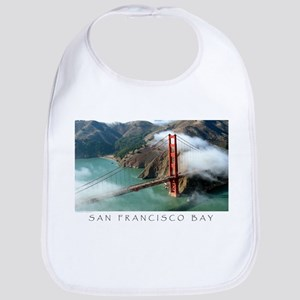 San Francisco Bay Gifts Bib