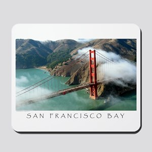 San Francisco Bay Gifts Mousepad