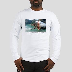 San Francisco Bay Gifts Long Sleeve T-Shirt