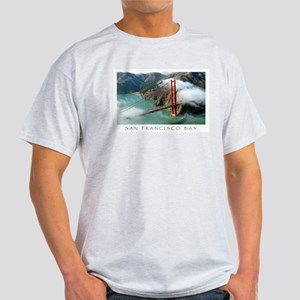 San Francisco Bay Gifts Ash Grey T-Shirt