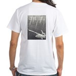 Generic NANFA Paddlefish T-Shirt (white)
