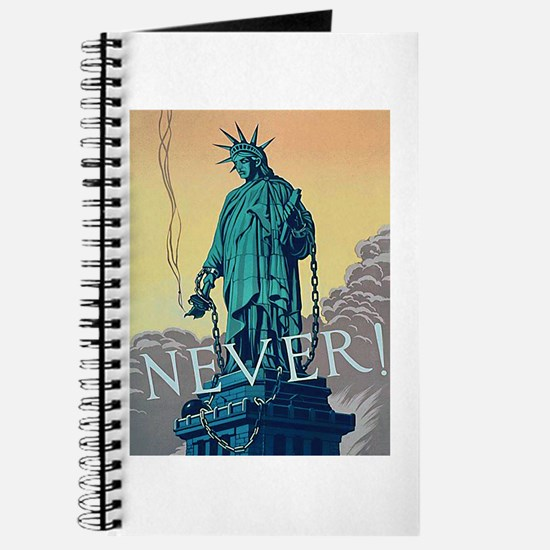 Statue of Liberty Freedom Journal
