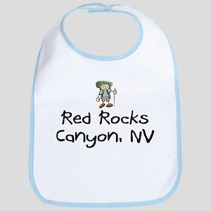 Hike Red Rocks Canyon (Boy) Bib