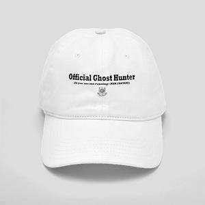 Official Ghost Hunter Cap