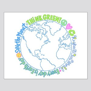 Earth Day Slogans Posters Cafepress
