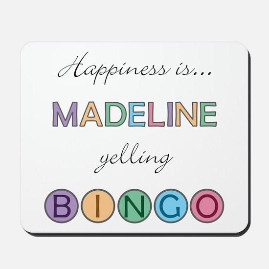 Madeline BINGO Mousepad
