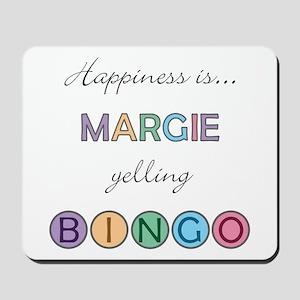 Margie BINGO Mousepad