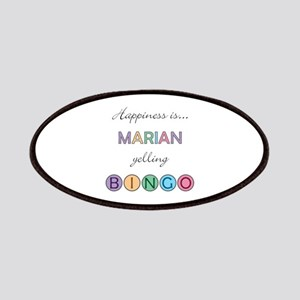 Marian BINGO Patch