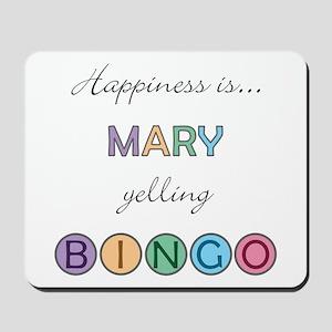 Mary BINGO Mousepad
