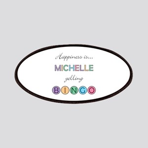Michelle BINGO Patch