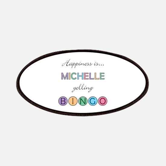 Michelle BINGO Patch