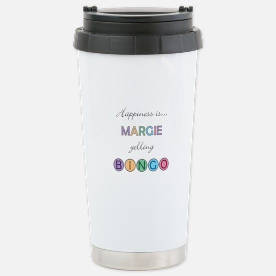 Margie BINGO Stainless Steel Travel Mug