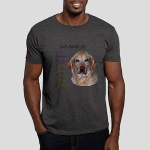 All about Lab's Dark T-Shirt