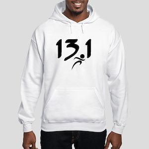 13.1 run Hooded Sweatshirt