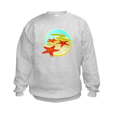 STARFISH {2} Kids Sweatshirt
