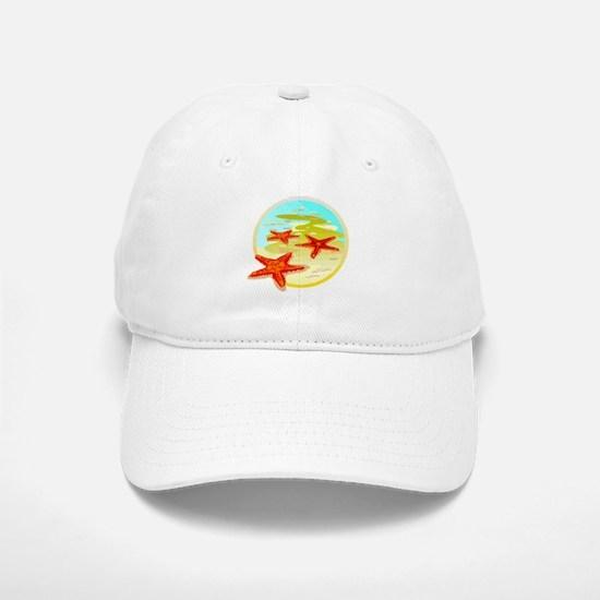 STARFISH {2} Baseball Baseball Cap