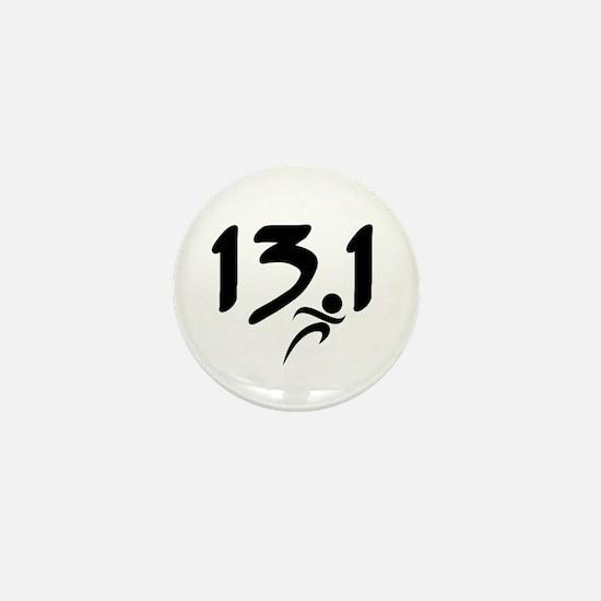 13.1 run Mini Button