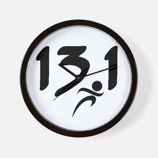 13.1 run Wall Clock