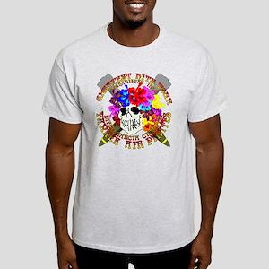 Diego Garcia Jolly Roger Light T-Shirt