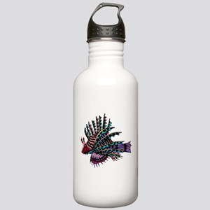 TROPICAL FISH {2} Stainless Water Bottle 1.0L