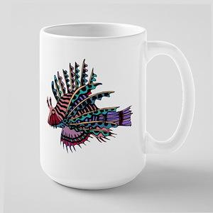TROPICAL FISH {2} Large Mug
