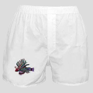 TROPICAL FISH {2} Boxer Shorts