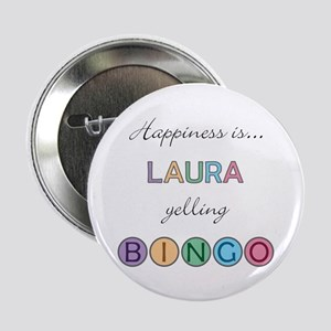 Laura BINGO Button