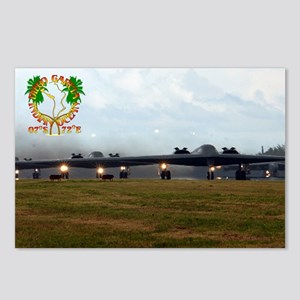 B-2 Taxi Out Postcards (Package of 8)