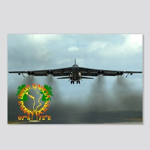 B-52 Take Off Postcards (Package of 8)