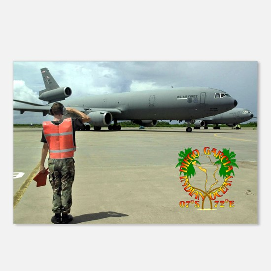 KC-10 Taxiout Postcards (Package of 8)