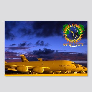 KC-135 Dawn Postcards (Package of 8)