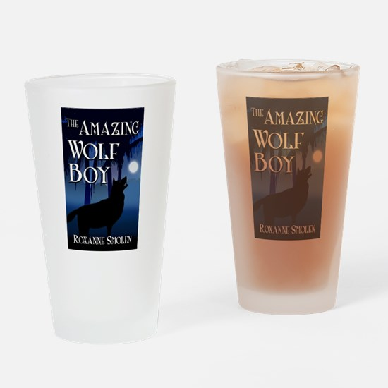 Unique Teen wolf Drinking Glass