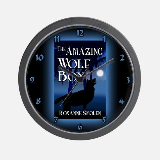 Cool Teen wolf Wall Clock