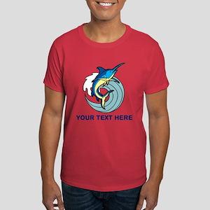 CUSTOMIZABLE MARLIN SHIRT Dark T-Shirt