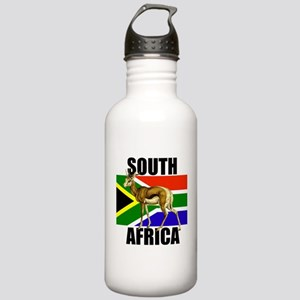 South Africa Springbok Stainless Water Bottle 1.0L