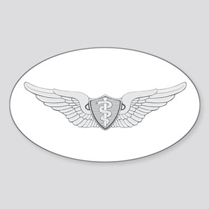 Flight Surgeon Sticker (Oval)