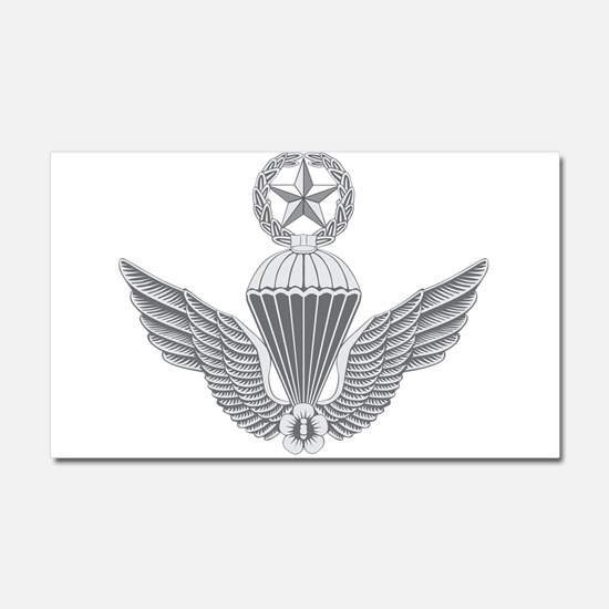 Cute Wings Car Magnet 20 x 12