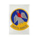 964th AWACS Rectangle Magnet