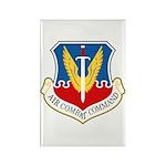 Air Combat Command Rectangle Magnet