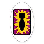 52nd EOD Group Sticker (Oval)
