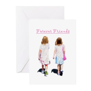 Breast friends greeting cards cafepress m4hsunfo