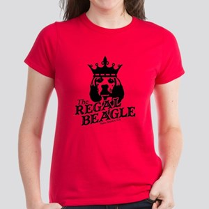Regal Beagle Women's Dark T-Shirt