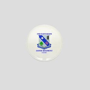 DUI - 3rd Bn - 356th Regt(LSB) Mini Button