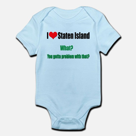 Guidette baby clothes cafepress you got a problem with that infant bodysuit negle Image collections
