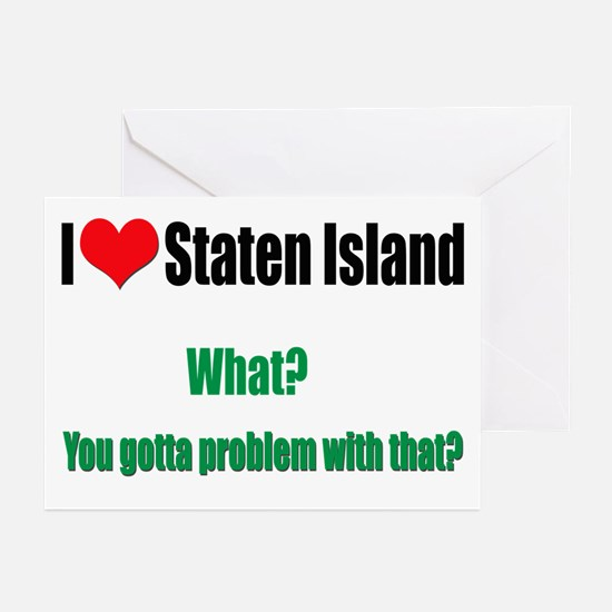 You got a problem with that? Greeting Cards (Pk of