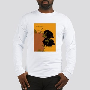 Spotted Turtles Abstract Long Sleeve T-Shirt