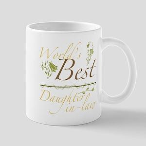 Vintage Best Daughter-In-Law Mug