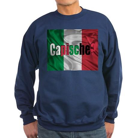 Capische? Sweatshirt (dark)