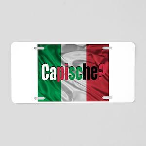 Capische? Aluminum License Plate