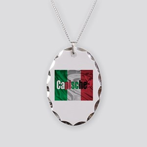 Capische? Necklace Oval Charm